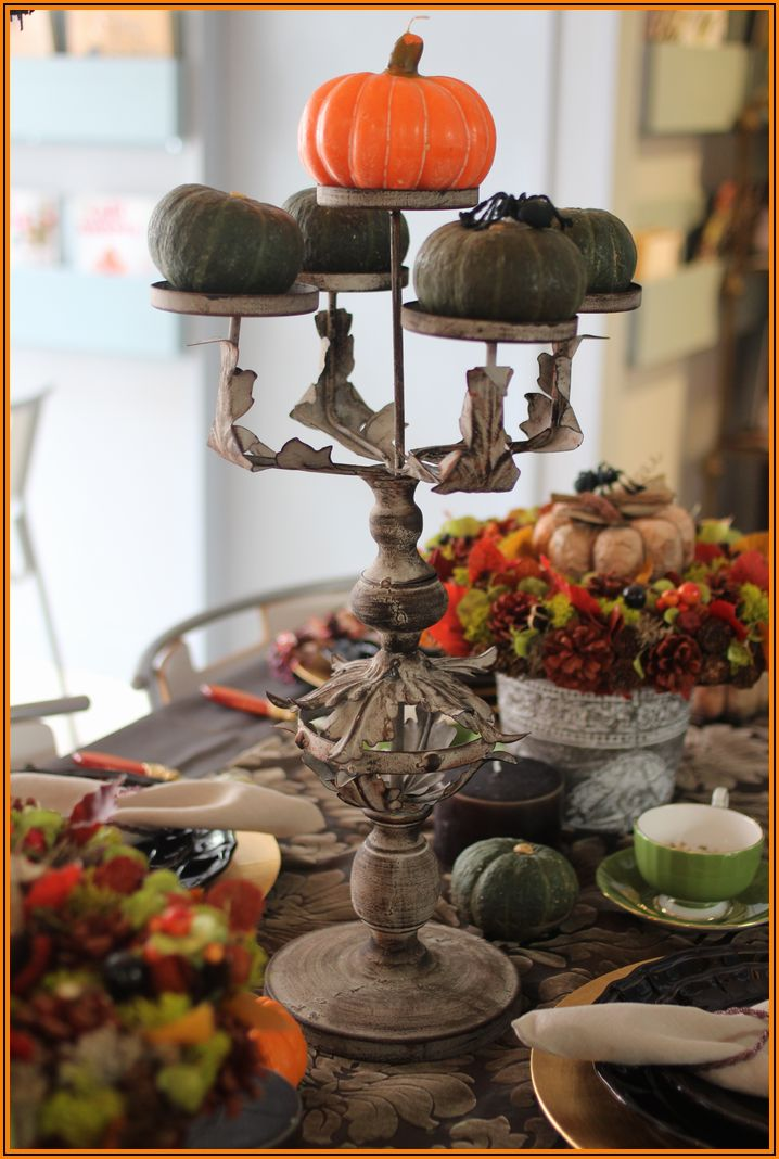 秋のテーブル_b0093830_2043373.jpg