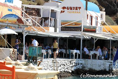 サントリーニ島のロバタクシー_c0024345_134250.jpg