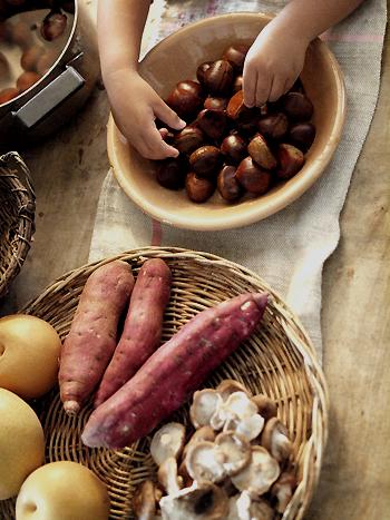 旬のお野菜。 いただきもの_e0172847_162207.jpg