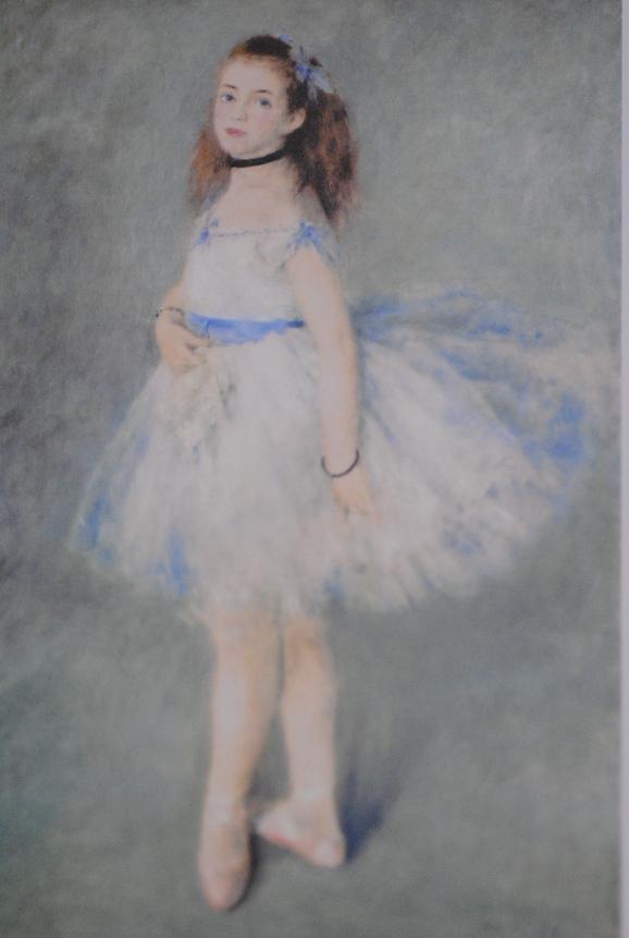 ワシントン ナショナルギャラリー展  ゴッホ 「 薔薇 」_c0195496_21161173.jpg