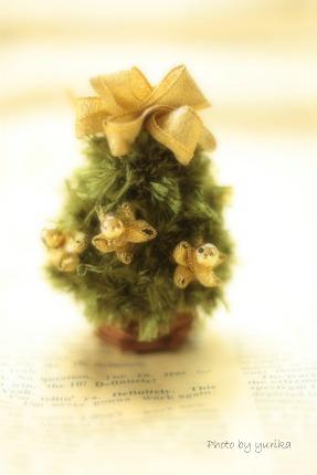 * クリスマスツリー2011 *_c0083904_1243284.jpg