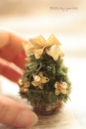 * クリスマスツリー2011 *_c0083904_12474813.jpg