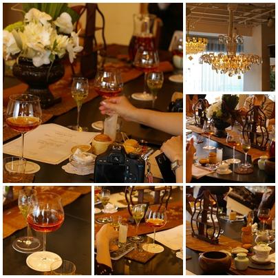 「ロブマイヤーグラスで中国茶を楽しむ会」ご参加ありがとうございました♪_a0169924_935550.jpg