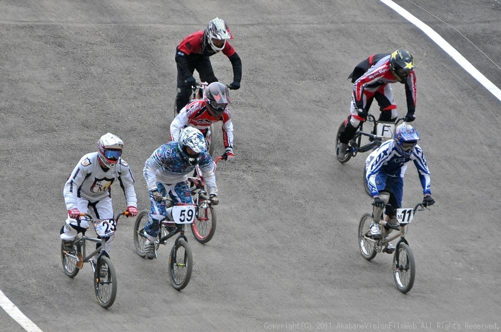 JOSF秩父ラウンドin秩父滝沢サイクルパークVOL13:BMX30オーバー決勝  動画追加_b0065730_17192561.jpg