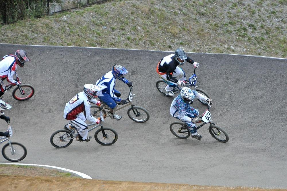 JOSF秩父ラウンドin秩父滝沢サイクルパークVOL13:BMX30オーバー決勝  動画追加_b0065730_172140100.jpg