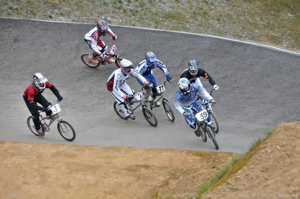 JOSF秩父ラウンドin秩父滝沢サイクルパークVOL13:BMX30オーバー決勝  動画追加_b0065730_17215363.jpg