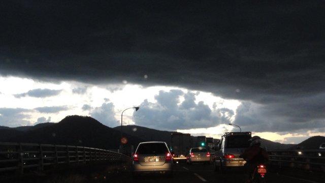 Dark clouds in radioactive Japan_c0157558_22312931.jpg