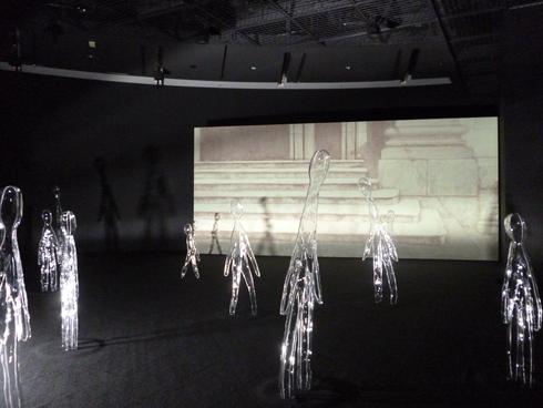 広島市現代美術館特別展 第8回ヒロシマ賞受賞記念 オノ・ヨーコ展 希望の路 YOKO ONO 2011♡*† *・。・。+_a0053662_048223.jpg