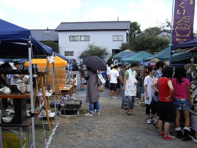 さんぽ市・益子市・川フェスタ_d0101562_1713490.jpg