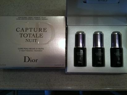 Dior CAPUTURE  TOTALE  NUIT_f0134268_14262793.jpg