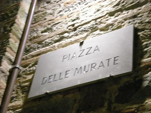 """フィレンツェの新しいナイトスポット""""LE MURATE\""""_c0179785_5543728.jpg"""