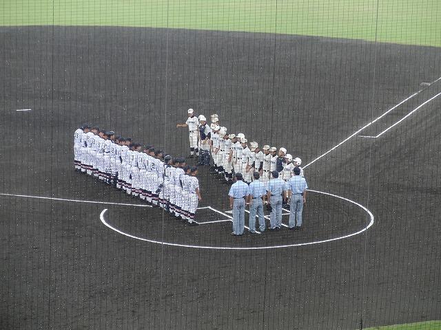 秋季高校野球県大会 富士市立高校 堂々の準優勝!_f0141310_7421192.jpg
