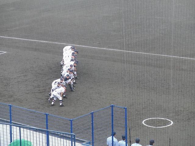 秋季高校野球県大会 富士市立高校 堂々の準優勝!_f0141310_742469.jpg