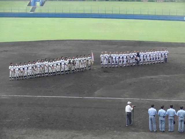 秋季高校野球県大会 富士市立高校 堂々の準優勝!_f0141310_7471527.jpg