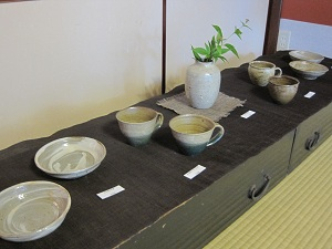 吉村安司作陶展~土の音_f0233340_22484752.jpg