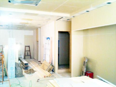 【奈良店】リニューアル改装中。工事の進行状況。_c0080367_1621489.jpg