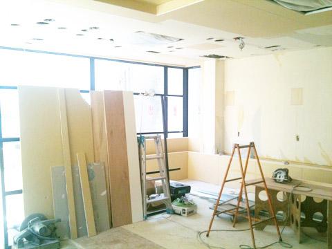 【奈良店】リニューアル改装中。工事の進行状況。_c0080367_16281.jpg