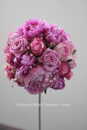 大きいお花をキュッと集めて_c0198981_9585276.jpg