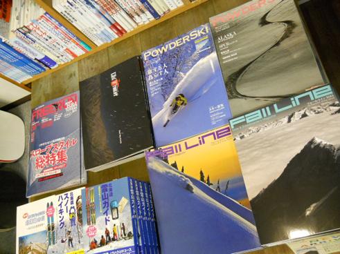 冬モノDVD、書籍の出番です。_d0198793_14441293.jpg