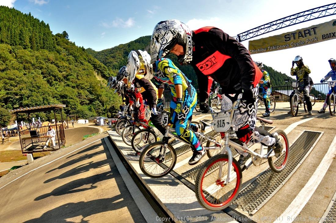BMX RACING START MANIA2011 :JOSF秩父ラウンドin秩父滝沢サイクルパーク_b0065730_2318229.jpg