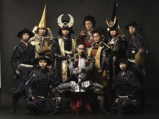 名古屋おもてなし武将隊、新曲「一撃-ICHIGEKI-」のプロモーションビデオを公開!_e0025035_19113378.jpg