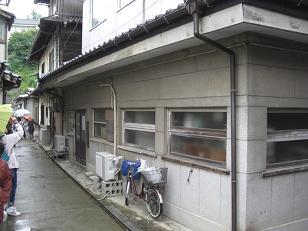 人材育成研修2回目、地域学講座は、歩いて三津口めぐり_e0175370_21352341.jpg