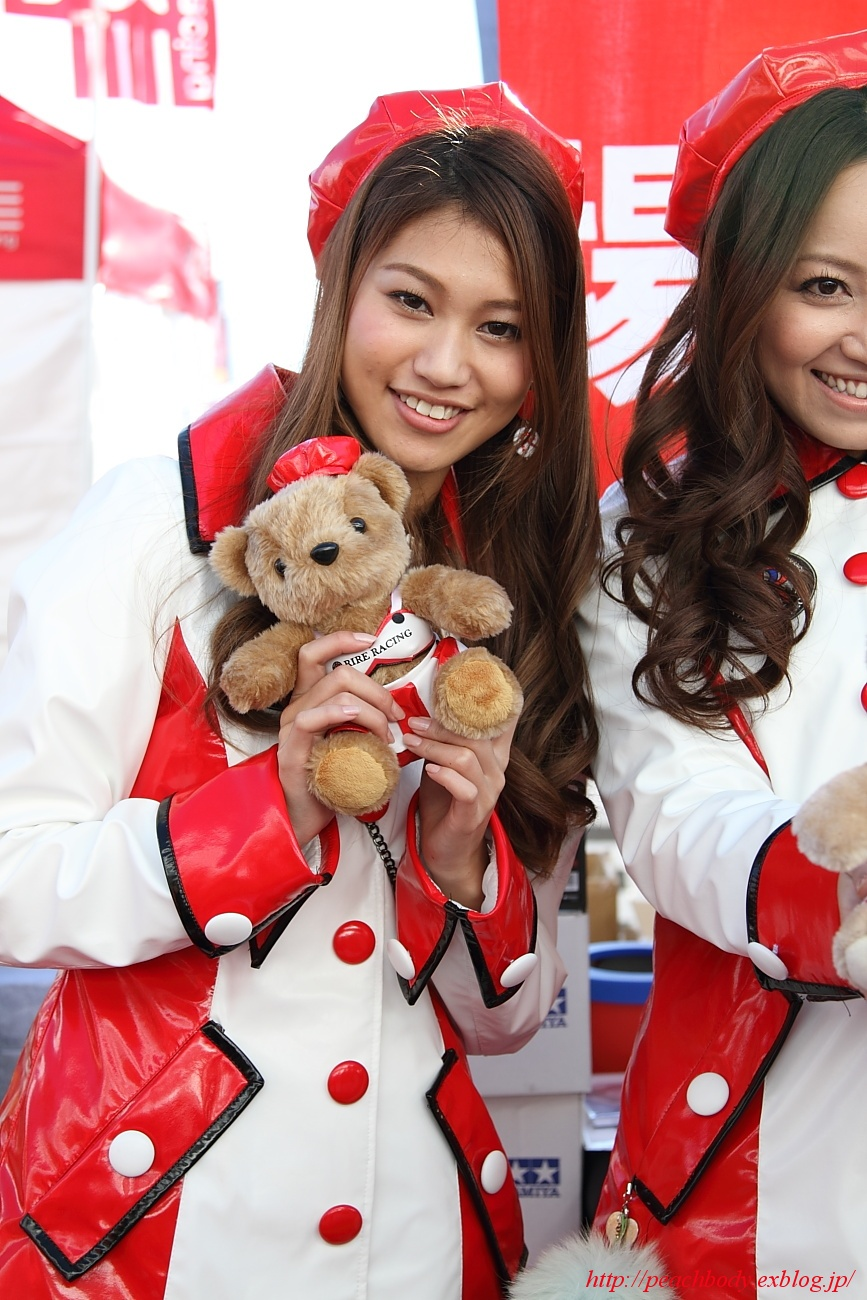 RIRE RACING GIRLS 橋本梨華さん_c0215885_2020629.jpg