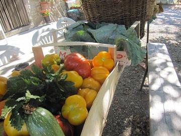 300年以上続いている農家の台所 ①_a0154793_054794.jpg