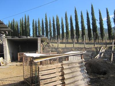 300年以上続いている農家の台所 ①_a0154793_13343483.jpg