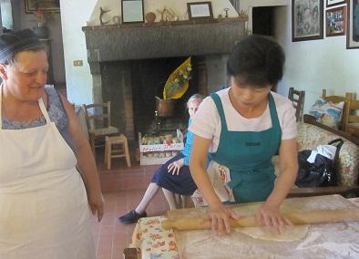 300年以上続いている農家の台所 ②_a0154793_21102333.jpg
