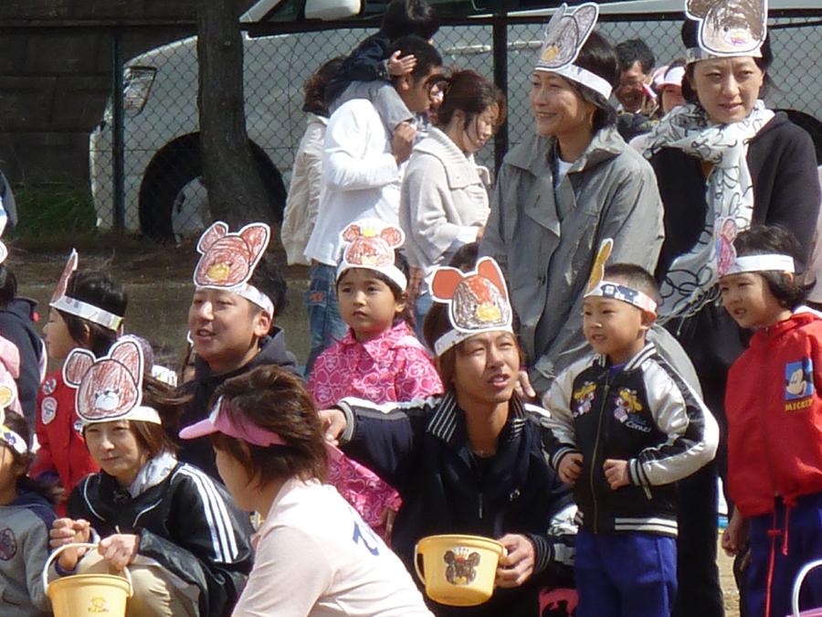 苺梨杏の運動会 _f0150893_18201143.jpg