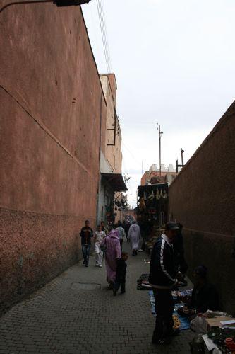 旅日記 モロッコ・パリ JAN2011 その9 バヒア宮殿 他_f0059796_23241363.jpg