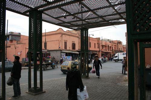 旅日記 モロッコ・パリ JAN2011 その9 バヒア宮殿 他_f0059796_23243893.jpg