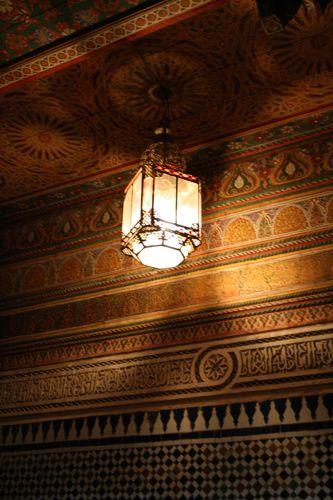 旅日記 モロッコ・パリ JAN2011 その9 バヒア宮殿 他_f0059796_23262089.jpg