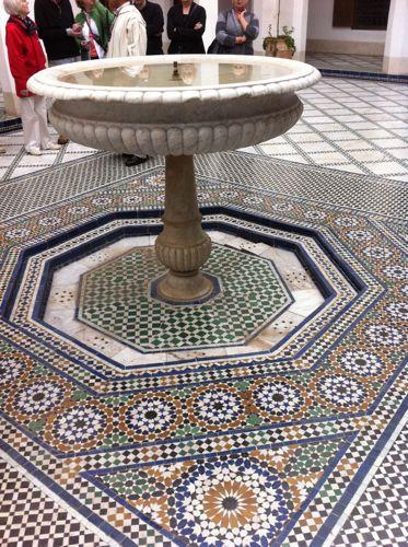 旅日記 モロッコ・パリ JAN2011 その9 バヒア宮殿 他_f0059796_23264387.jpg