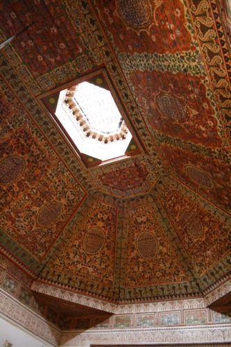 旅日記 モロッコ・パリ JAN2011 その9 バヒア宮殿 他_f0059796_232694.jpg