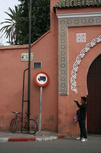 旅日記 モロッコ・パリ JAN2011 その9 バヒア宮殿 他_f0059796_23272687.jpg