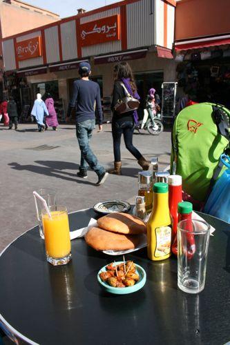 旅日記 モロッコ・パリ JAN2011 その9 バヒア宮殿 他_f0059796_23274092.jpg