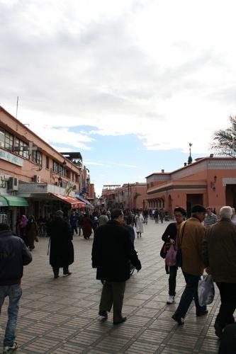 旅日記 モロッコ・パリ JAN2011 その9 バヒア宮殿 他_f0059796_23293053.jpg