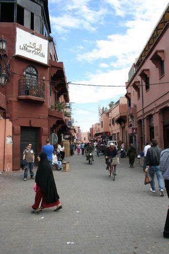旅日記 モロッコ・パリ JAN2011 その9 バヒア宮殿 他_f0059796_23302064.jpg