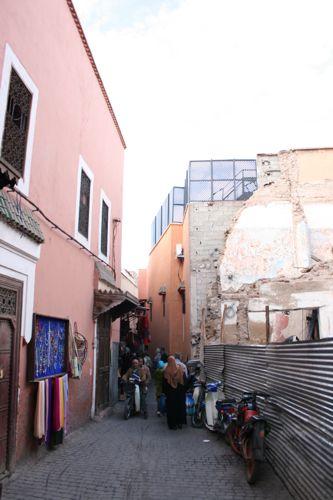 旅日記 モロッコ・パリ JAN2011 その9 バヒア宮殿 他_f0059796_23303271.jpg