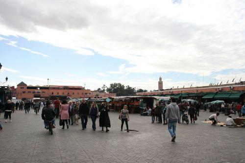 旅日記 モロッコ・パリ JAN2011 その9 バヒア宮殿 他_f0059796_2330772.jpg