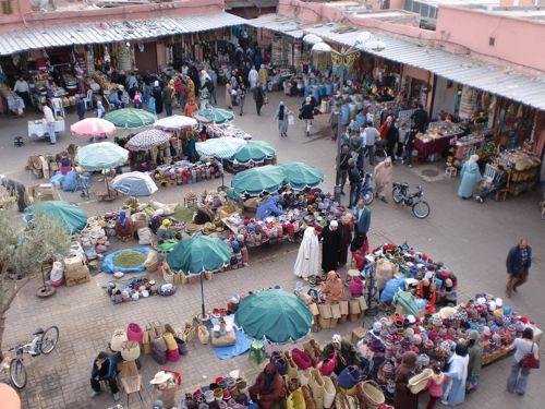 旅日記 モロッコ・パリ JAN2011 その9 バヒア宮殿 他_f0059796_23315713.jpg