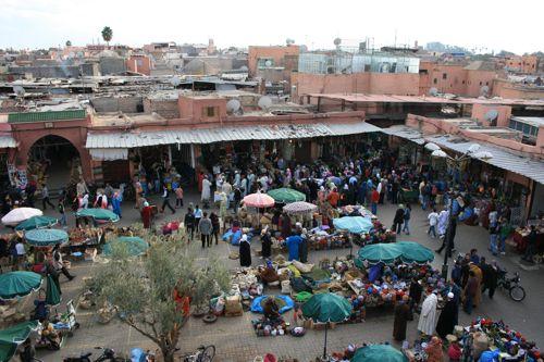 旅日記 モロッコ・パリ JAN2011 その9 バヒア宮殿 他_f0059796_23324384.jpg