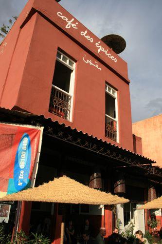 旅日記 モロッコ・パリ JAN2011 その9 バヒア宮殿 他_f0059796_23332455.jpg
