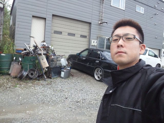 本日の掃除&納車準備!!_b0127002_20215320.jpg