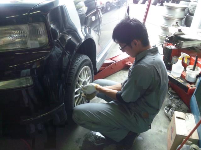 本日の掃除&納車準備!!_b0127002_202964.jpg
