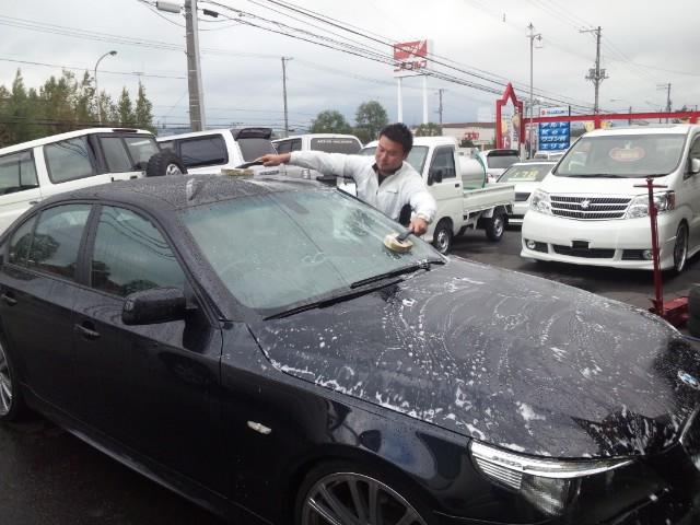 本日の掃除&納車準備!!_b0127002_20352334.jpg