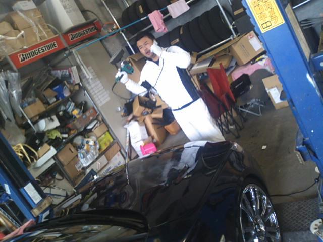 本日の掃除&納車準備!!_b0127002_20363777.jpg