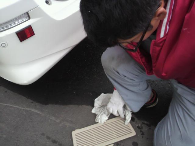 本日の掃除&納車準備!!_b0127002_20394372.jpg